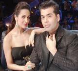 Know how Karan Johar entertains 'India's Got Talent' co-judge Malaika Arora Khan