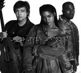 Paul McCartney, Kanye West, Rihanna
