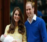 Prince William, Kate name new baby Charlotte Elizabeth Diana