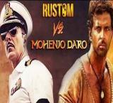'Rustom' takes over 'Mohenjo Daro' at Box Office?