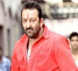 What makes Sanjay Dutt happy?