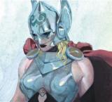 Female 'Thor' comic book beats original male version in sales