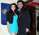 KJo proud his `little child` Alia has emerged as an actor