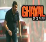 Sunny Deol back with 'Ghayal Once Again' trailer