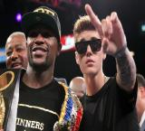 Now, Mayweather is part of `Bieber entourage`