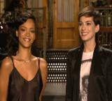 RiRi, Anne Hathaway roped in for `Ocean's 8`