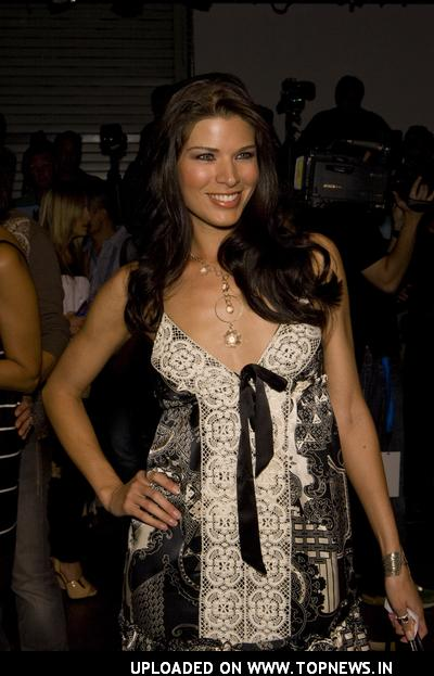 Audrina Patridge at Mercedes-Benz Fall 2008 Fashion Week