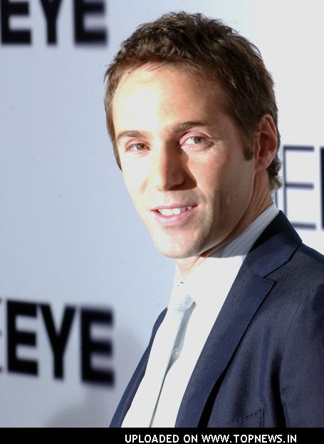 Alessandro Nivola At &quot;The Eye&quot; Los Angeles Premiere