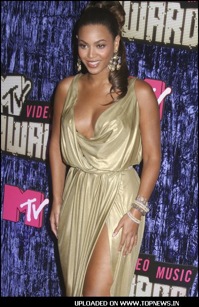 Beyonce Knowles at 2007 MTV Video Music Awards in Las Vegas