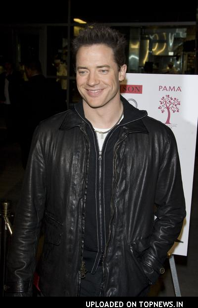 "Brendan Fraser at ""The Air I Breathe"" LA Premiere"