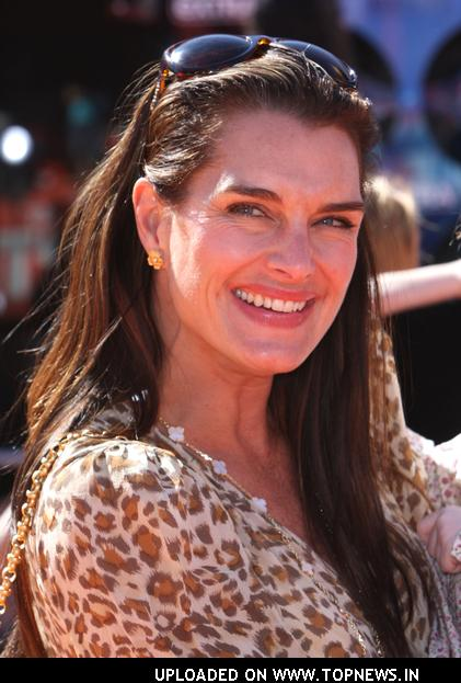 "Brooke Shields at ""Horton Hears a Who!"" World Premiere"