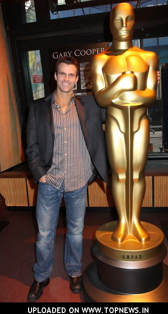 "Cameron Matheson at 2008 ""Meet the Oscars: The 50 Golden Statuettes"" New York"