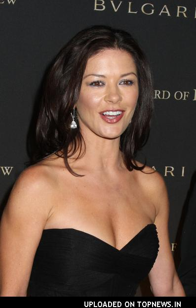 Catherine Zeta Jones at 2007 National Board of Review Awards