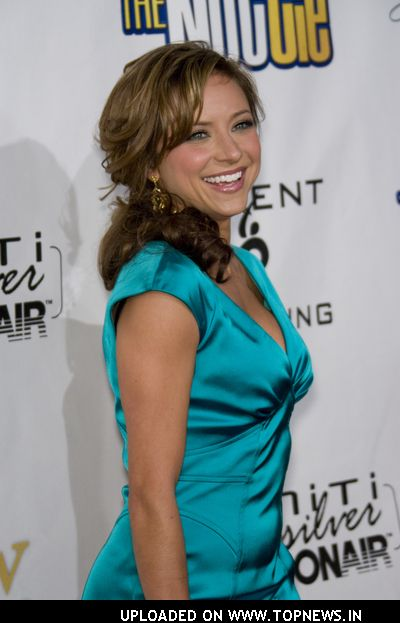"Christine Lakin at ""The Hottie and The Nottie"" Premiere"
