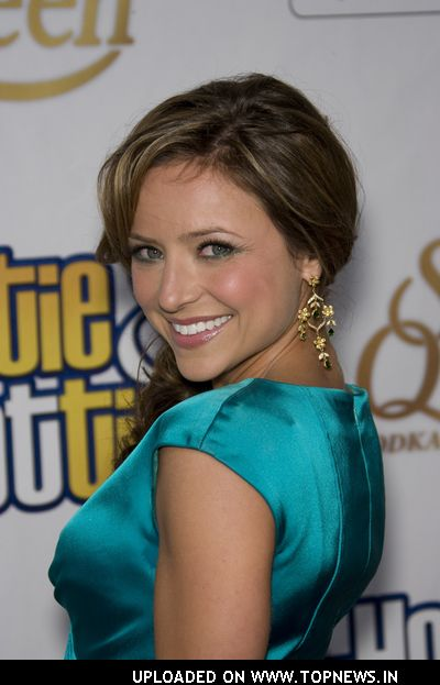 Christine Lakin at &quot;The Hottie and The Nottie&quot; Premiere