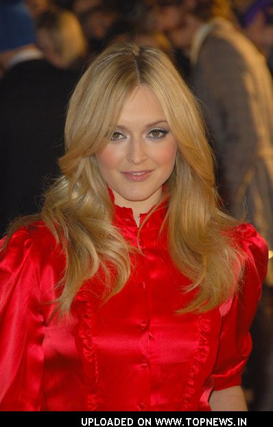 Fearne Cotton at The Brit Awards 2008