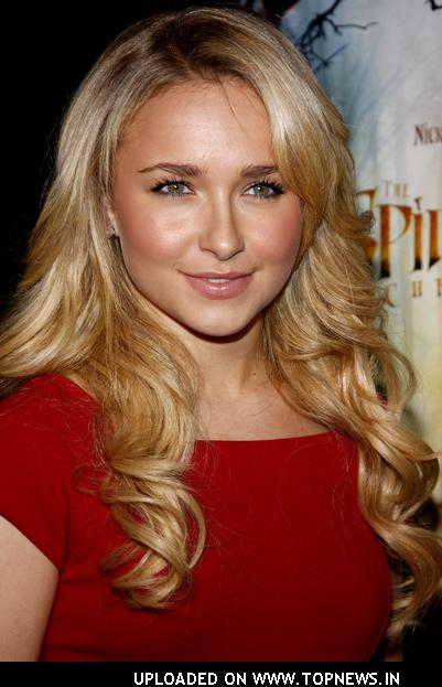 Hayden Panettiere at &quot;The Spiderwick Chronicles&quot; LA Premiere