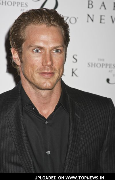 Jason Lewis at Palazzo Las Vegas Grand Opening