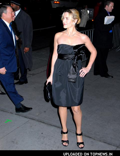 Kate Winslet at 2007 National Board of Review Awards