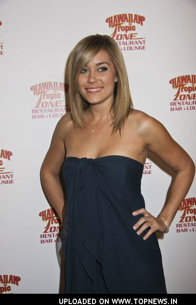 Lauren Conrad at Hawaiian Tropic Zone