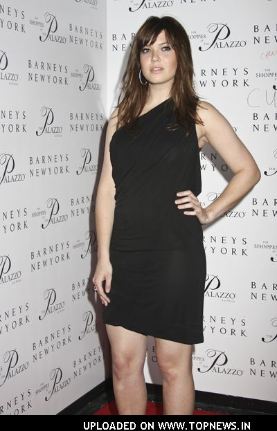 Mandy Moore at Palazzo Las Vegas Grand Opening