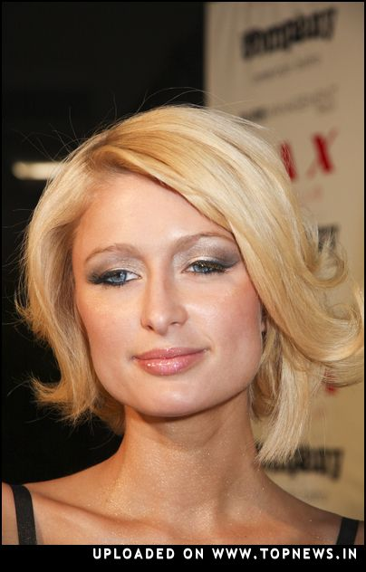 Paris Hilton at New Year's Eve 2008 Party