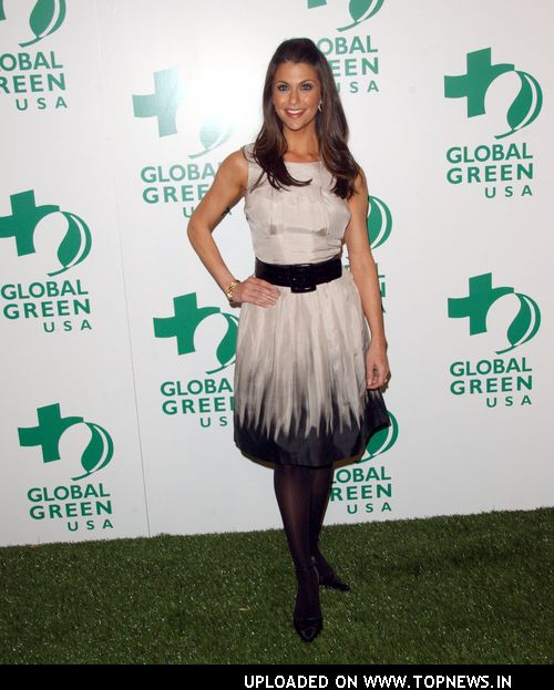 Samantha Harris at Global Green USA's 5th Pre-Oscar Party