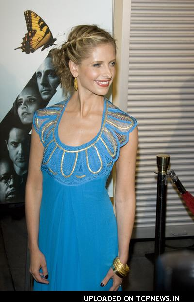 "Sarah Michelle Gellar at ""The Air I Breathe"" LA Premiere"
