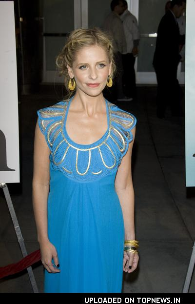 Sarah Michelle Gellar at &quot;The Air I Breathe&quot; LA Premiere