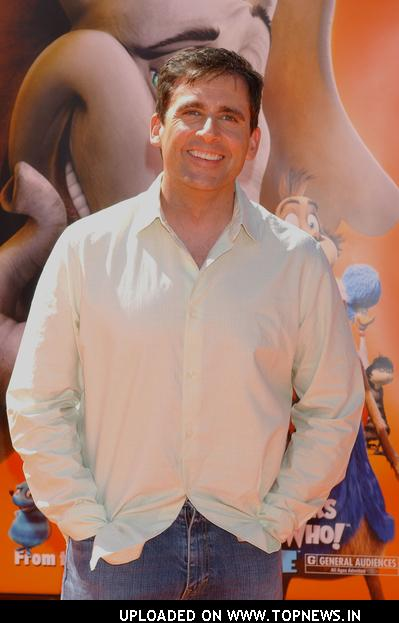 "Steve Carell at ""Horton Hears a Who!"" World Premiere"