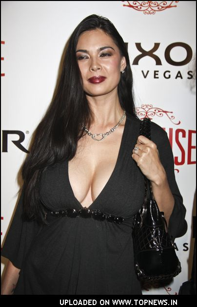 Tera Patrick at CatHouse Grand Opening