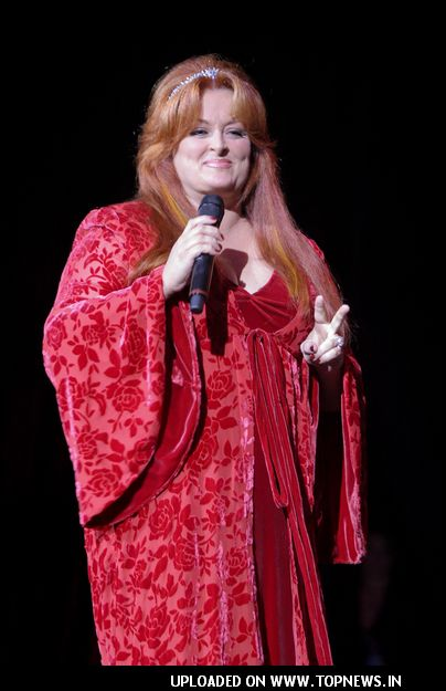 Wynonna Judd Performing in Seminole Hard Rock Hotel