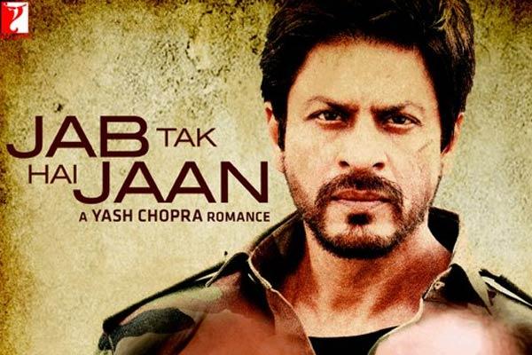 SRK, Katrina starrer Jab Tak Hain Jaan''s release in Pakistan uncertain