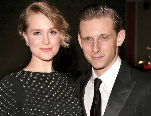 Jamie Bell, Evan Rachel Wood part ways