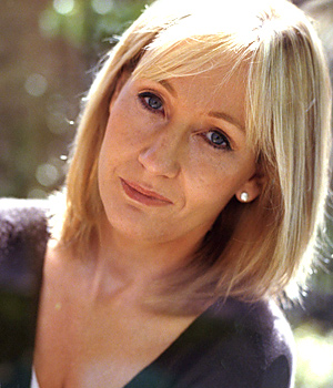 J K Rowling photo