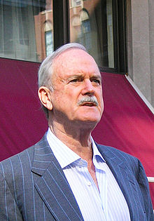 Monty Python star John Cleese set for second ''wedding'
