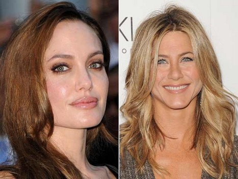 Can Jolie, Aniston be friends?