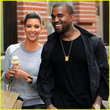 Kanye designing engagement ring for Kim with late mum's jewels!