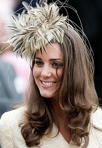 Duchess of Cambridge says marriage is making her feel blissfully happy