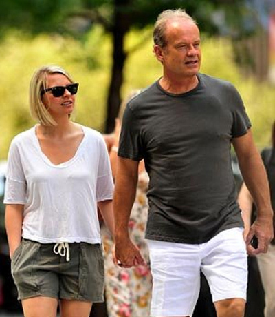 Kelsey Grammer expecting second child with wife Kayte