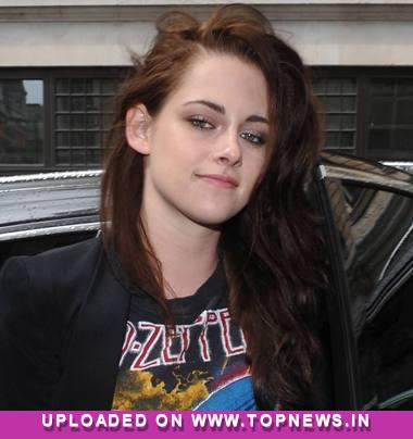  Kristen Stewart `one of most inspiring stars of 2012`