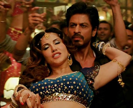 """Working with SRK """"dream come true"""" for Sunny Leone"""