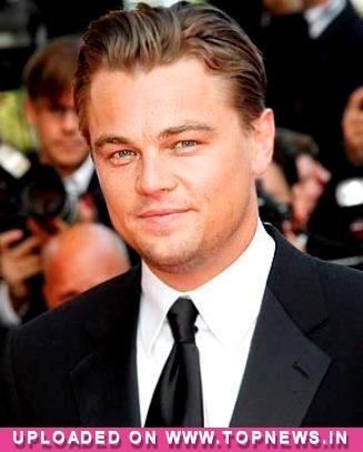 leonardo dicaprio father. DiCaprio, father making film