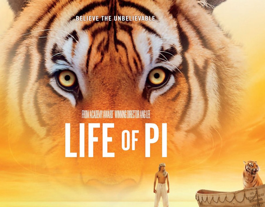 Topnews for Life of pi in hindi