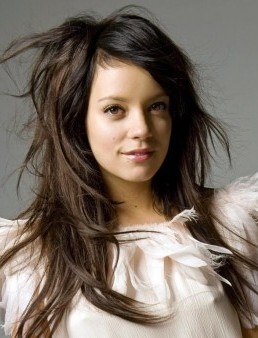 Lily Allen's lyrics inspired by motherhood