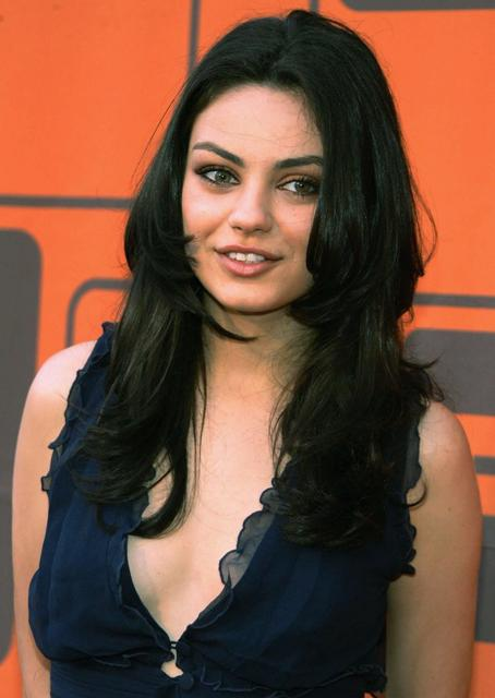 Mila Kunis finds politics entertaining