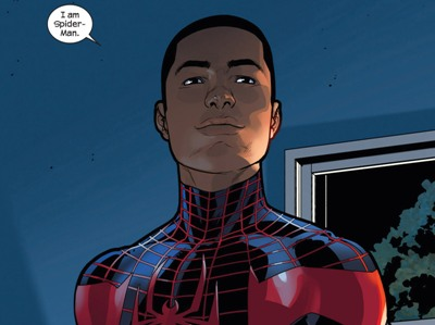 First 'biracial' Spider-Man Miles Morales set to take center stage at Marvel Uni