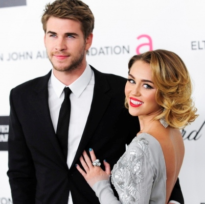 Miley Cyrus and Liam Hemsworth's families 'so happy' over couple's engagement