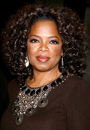 Winfrey's tryst with motherhood