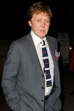 Sir Paul McCartney's wedding to Nancy Shevell 'imminent', say friends